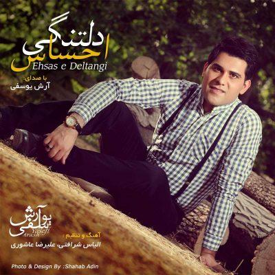 متن آهنگ احساس دلتنگی آرش یوسفی