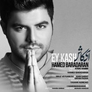 متن آهنگ ای کاش حامد برادران