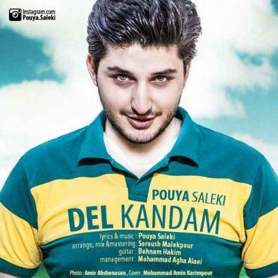 Pouya Saleki Del Kandam e1535471295486 - متن آهنگ جدید دل کندم پویا سالکی