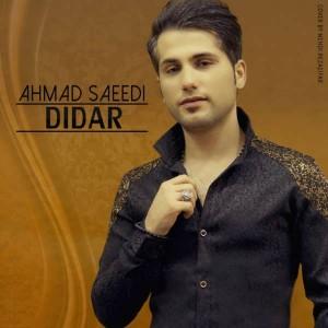 متن آهنگ جدید دیدار احمد سعیدی