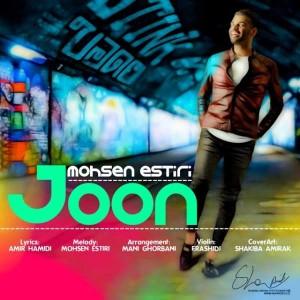 Mohsen Estiri Joon 300x300 - متن آهنگ جدید جون محسن استیری