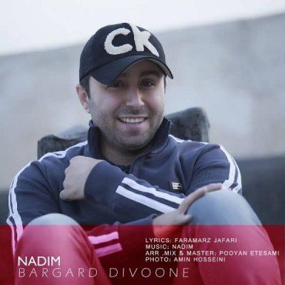 Nadim Bargard Divoone e1551384998990 - متن آهنگ جدید برگرد دیوونه ندیم