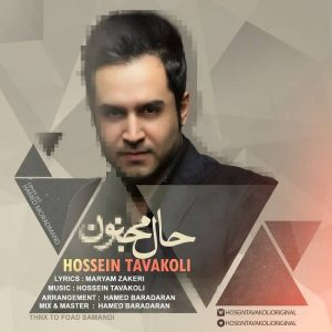 متن آهنگ حال مجنون حسین توکلی