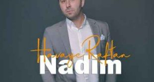 Nadim Havaye Raftan 310x165 - متن آهنگ هوای رفتن ندیم