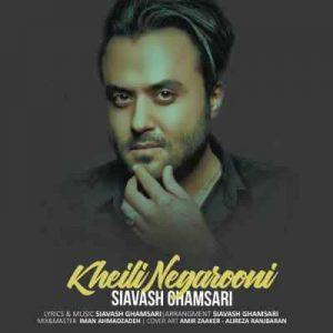 Siavash Ghamsari Kheili Negarooni 300x300 - متن آهنگ خیلی نگرونی سیاوش قمصری
