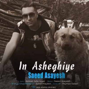 Text Music Saeed Asayesh In Asheghiye 300x300 - متن آهنگ این عاشقیه سعید آسایش