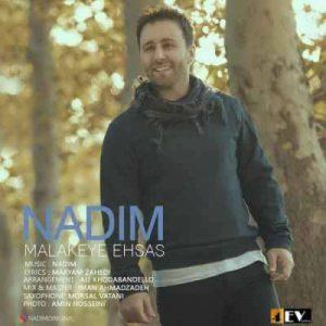 Nadim Malekeye Ehsas 300x300 - متن آهنگ ملکه احساس ندیم