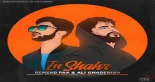 Text Music Behzad Pax And Ali Ghaderian In Shahr - متن آهنگ این شهر بهزاد پکس و علی قادریان