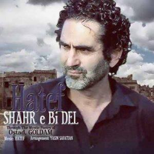 Hatef Shahre Bi Del 300x300 - متن آهنگ شهر بی دل هاتف