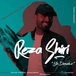 Text Music Reza Shiri Ye Donehe 300x300 - متن آهنگ یه دونه ای رضا شیری