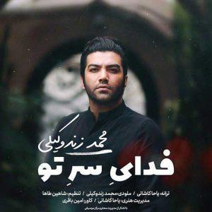 متن آهنگ فدای سر تو محمد زند وکیلی