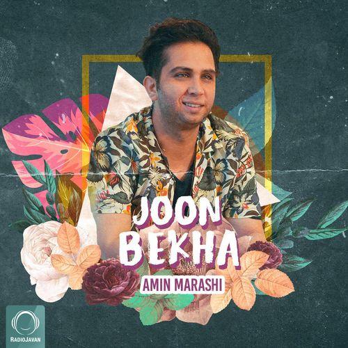 Amin Marashi Joon Bekha - متن آهنگ جون بخواه امین مرعشی
