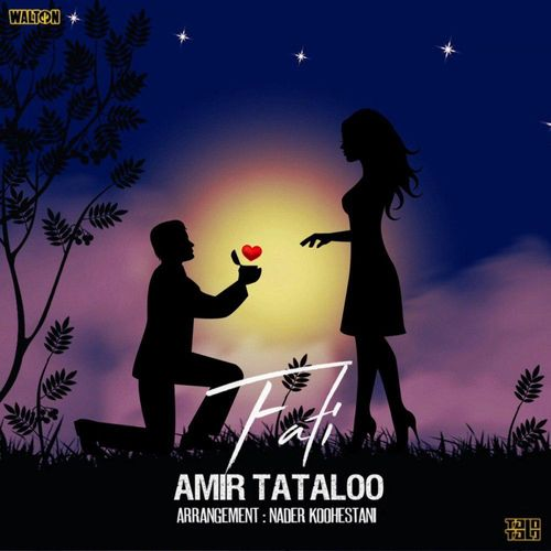 Amir Tataloo Fati - متن آهنگ فاطی امیر تتلو
