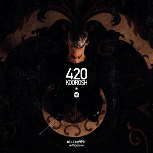 Koorosh 420 - متن آهنگ Un Momento کوروش