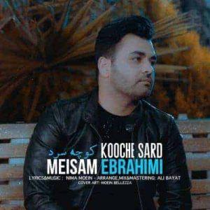 متن آهنگ کوچه سرد میثم ابراهیمی