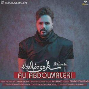 کاور آهنگ ستاره دنباله دار علی عبدالمالکی